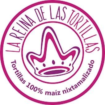 Logo, La Reina de las Tortillas 340x340