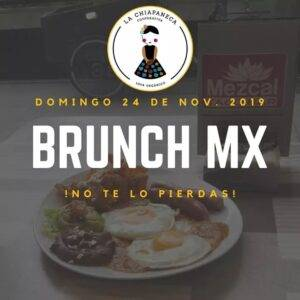 Brunch mexicano
